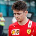 Charles Leclerc denies contract talks could 'destabilise' Sebastian Vettel
