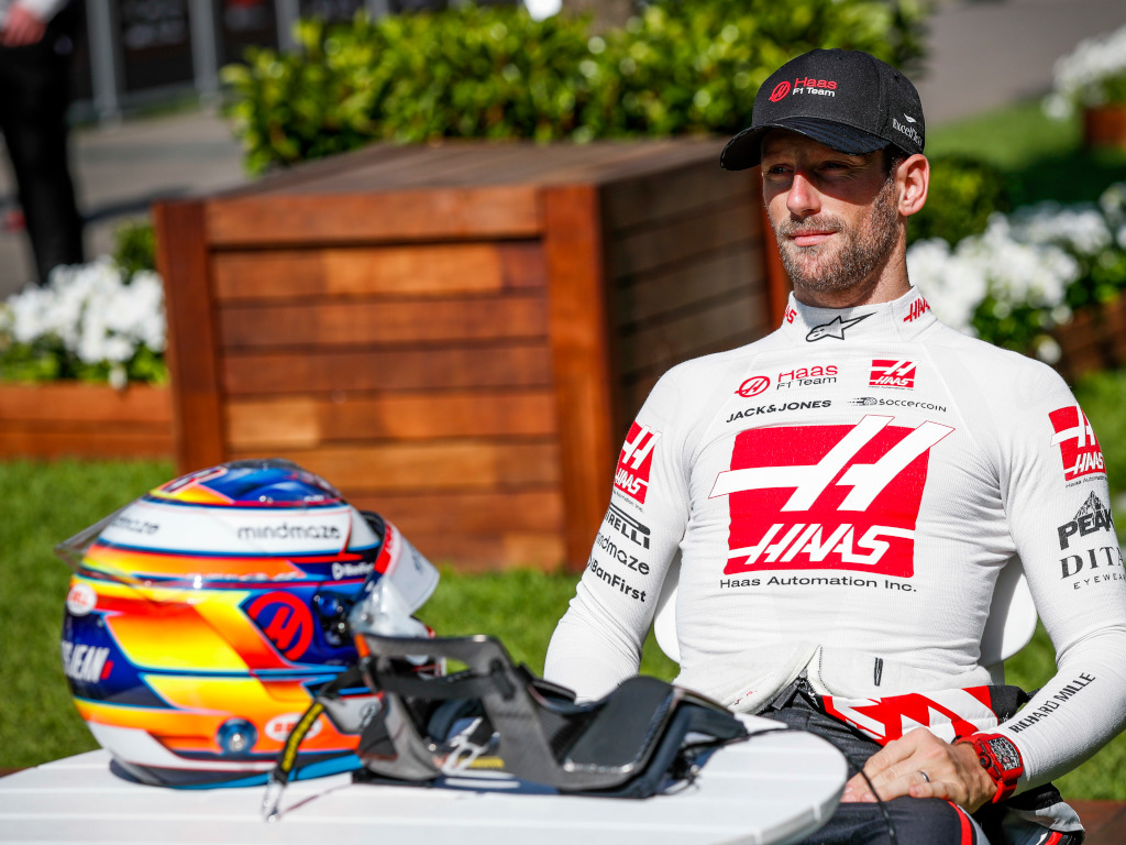 Romain Grosjean: At least Gene Haas is being clear