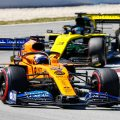 Carlos Sainz says Daniel Ricciardo rivalry 'a bit exaggerated'