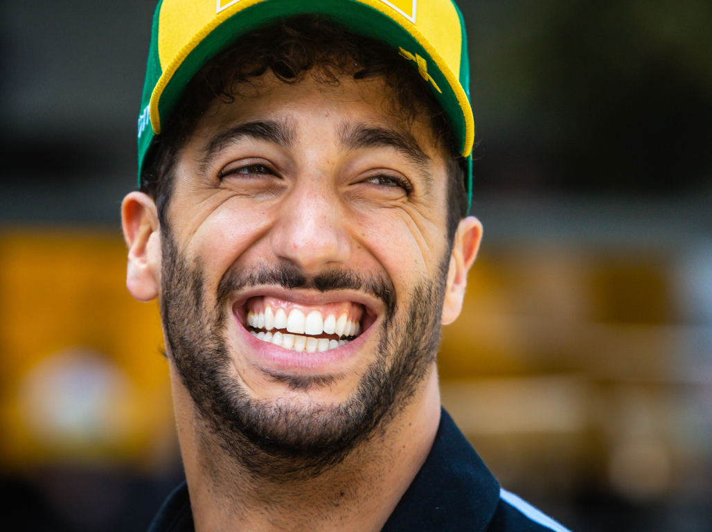 Daniel Ricciardo's message to the Dutch F1 fans.