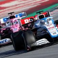 Williams, Racing Point in 'danger' of going bust