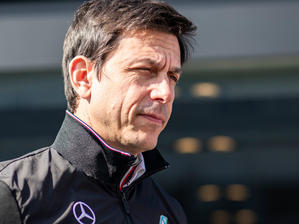 Toto Wolff thinks all of F1's engine manufacturers are equal now.
