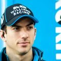 Nicholas Latifi not feeling any nerves, at least not yet