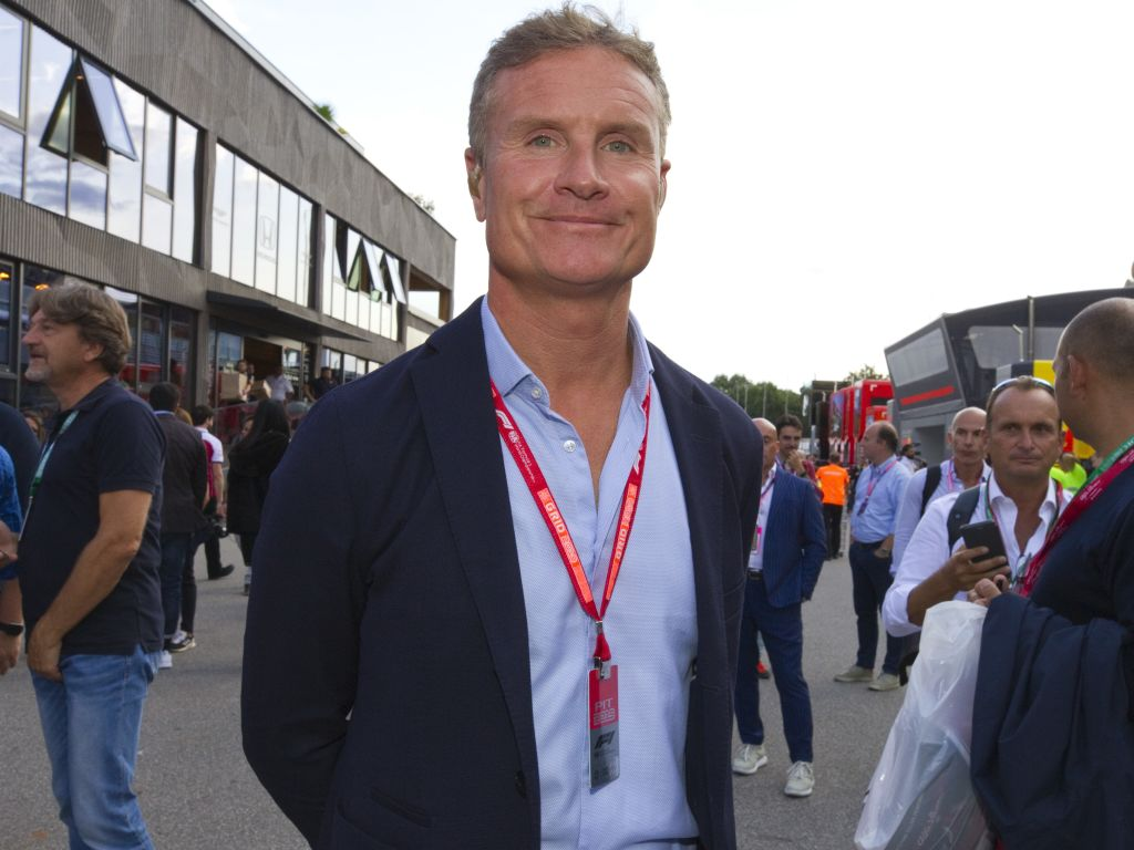 "David Coulthard expects F1 to return ""soon"" at empty circuits."