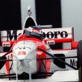 Mika Hakkinen recalls his 'challenging' 1995 Aus GP crash
