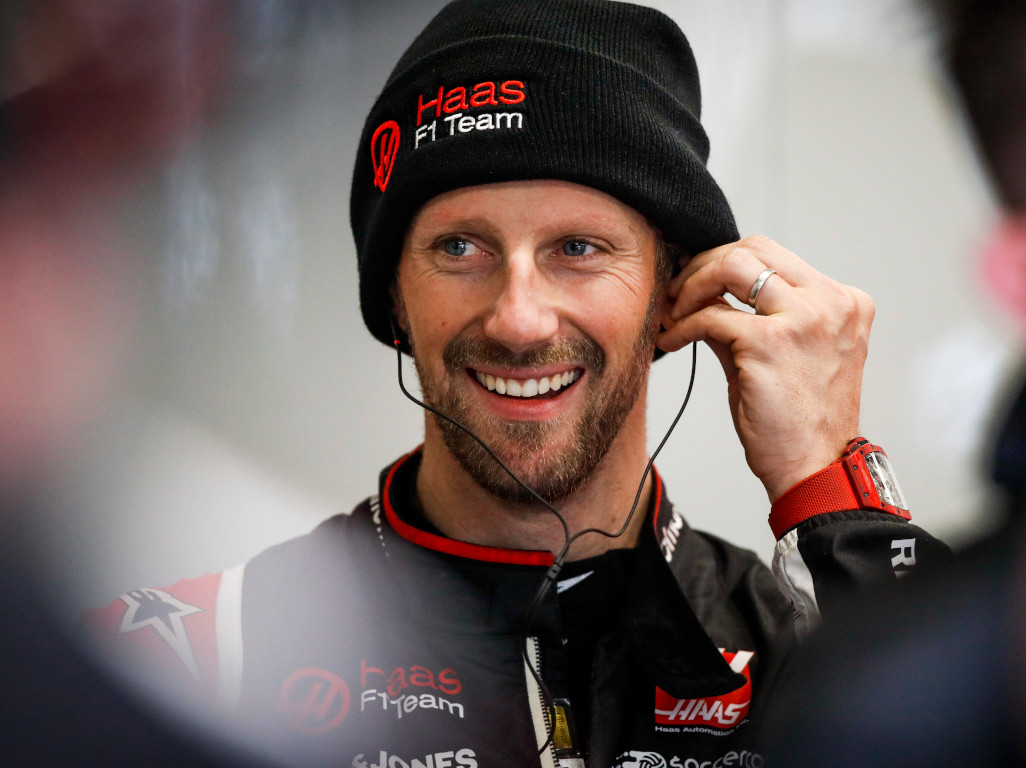Romain Grosjean: Never been asked to smell anyone