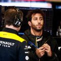 Daniel Ricciardo won't dictate Renault's future strategy says Cyril Abiteboul.