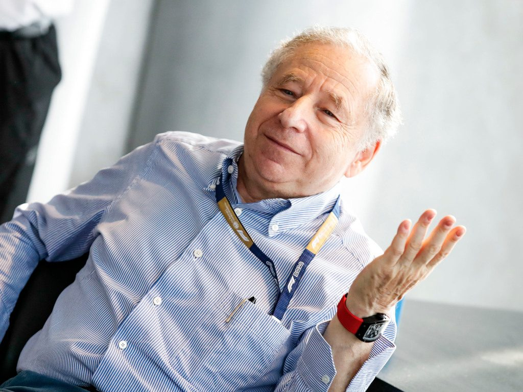 Jean Todt says two-tier budget cap will be considered.
