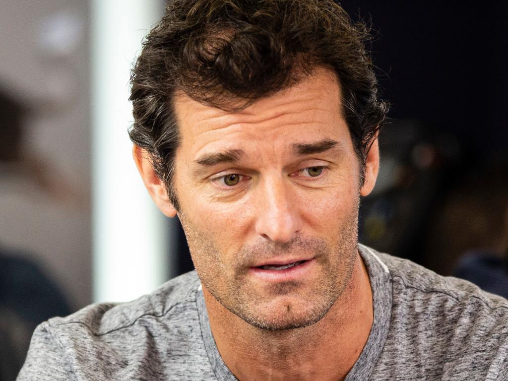 Mark Webber defends handling of Australian GP.