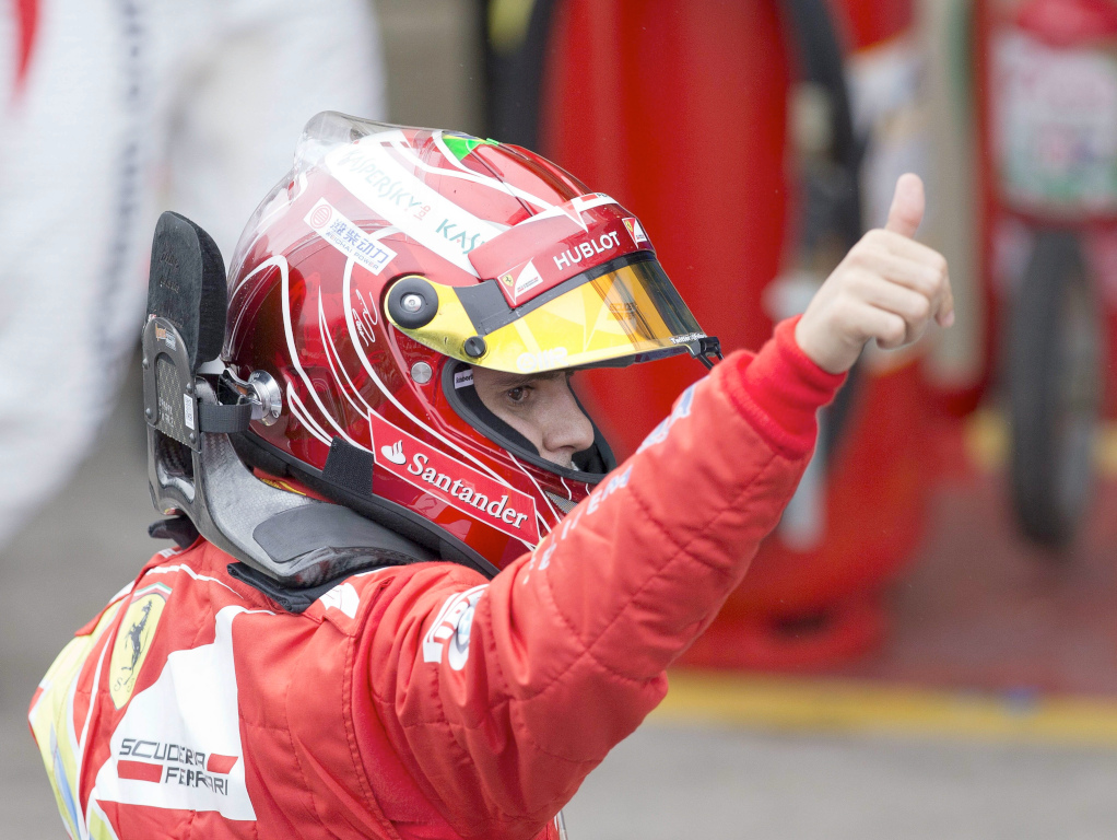 Felipe Massa had to keep Ferrari contract 'a secret'