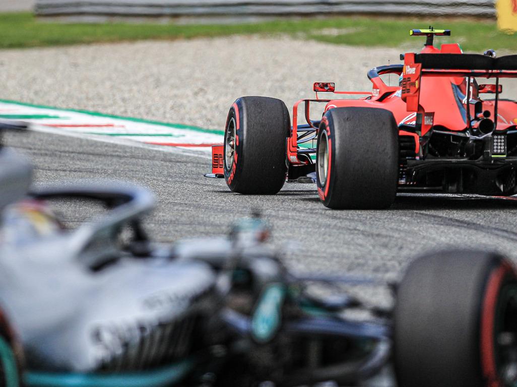 Leclerc recalls 'tense' Italian Grand Prix