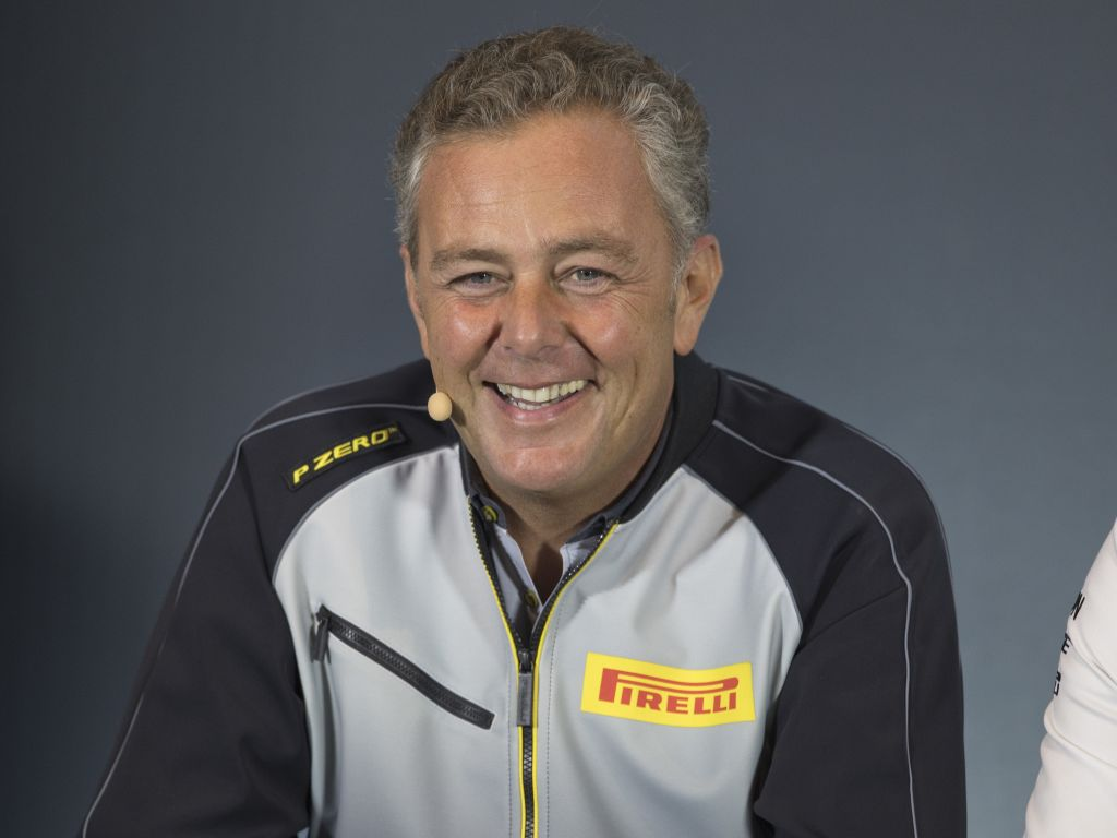 Pirelli F1 boss Mario Isola