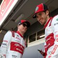Giovinazzi finds the positives in partnering Kimi