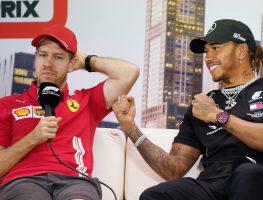 """""""Enormous criticism"""" caused Sebastian Vettel to leave Ferrari."""