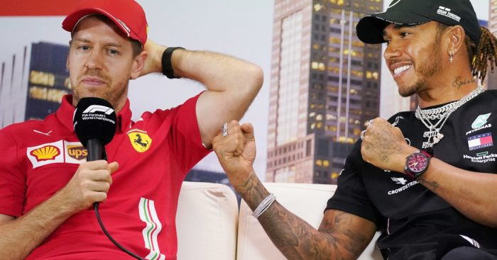 """Enormous criticism"" caused Sebastian Vettel to leave Ferrari."