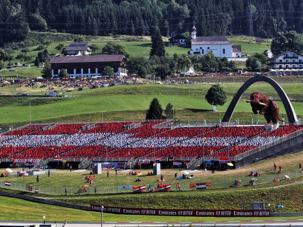 Austrian GP to be announced as season-opener.