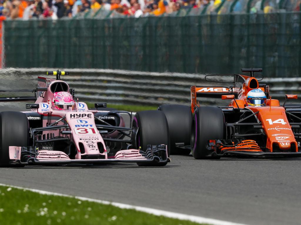 'Fighting Fernando Alonso is always hard but fair'