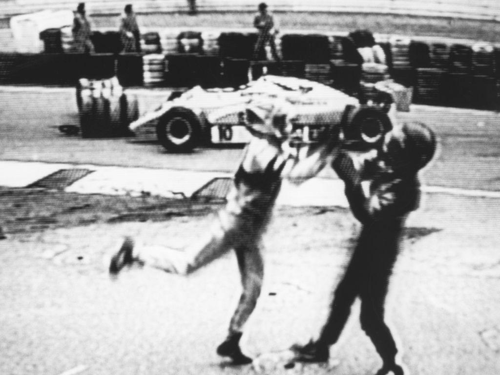 F1: Top 10 driver bust-ups.