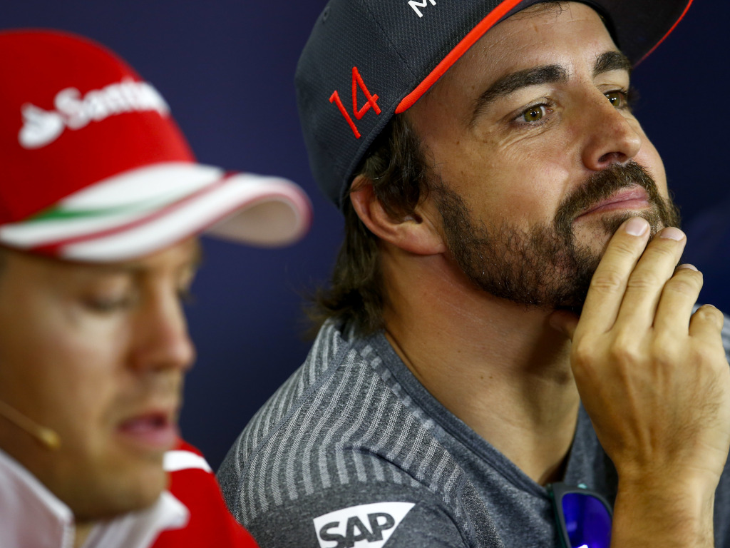 F1 silly season takes a leap: Vettel out, Alonso in