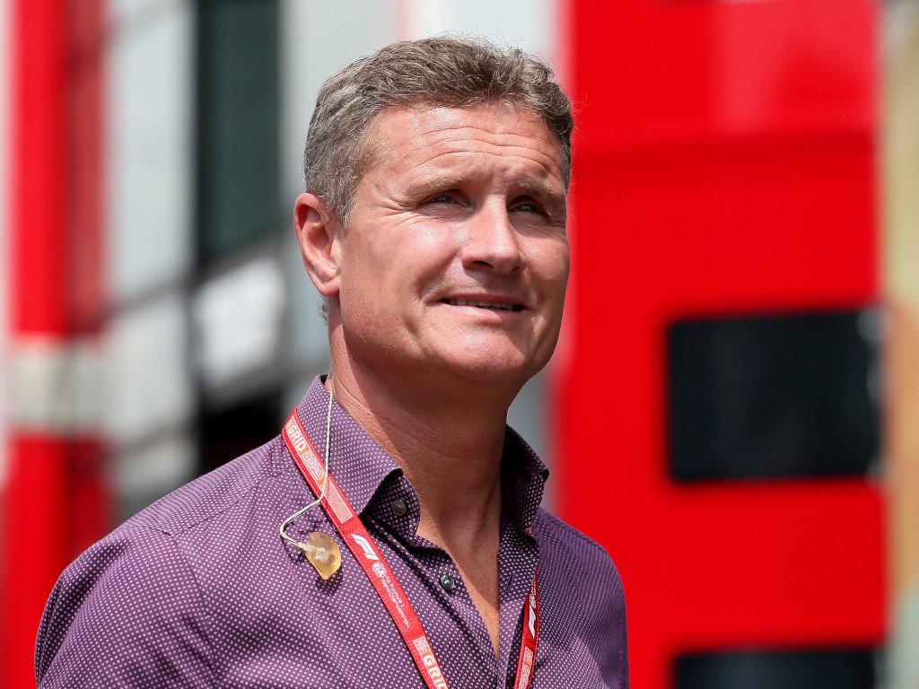DC said no being Schumi's 'number two'