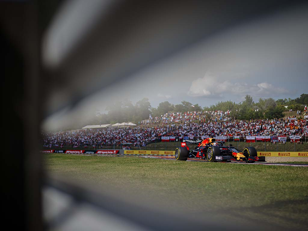 Hungarian Grand Prix PA