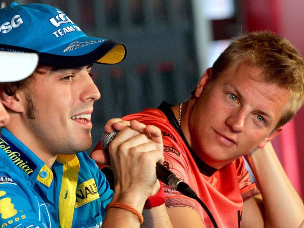 Kimi Raikkonen McLaren