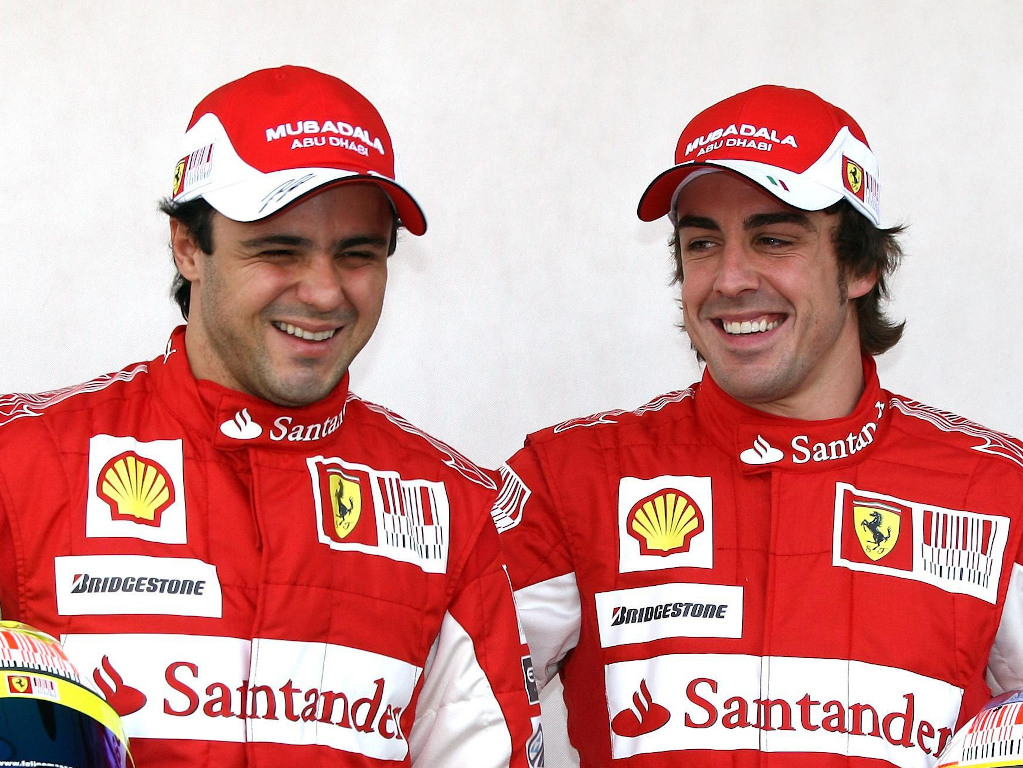 Massa suffered as Alonso's 'tried to crack' him