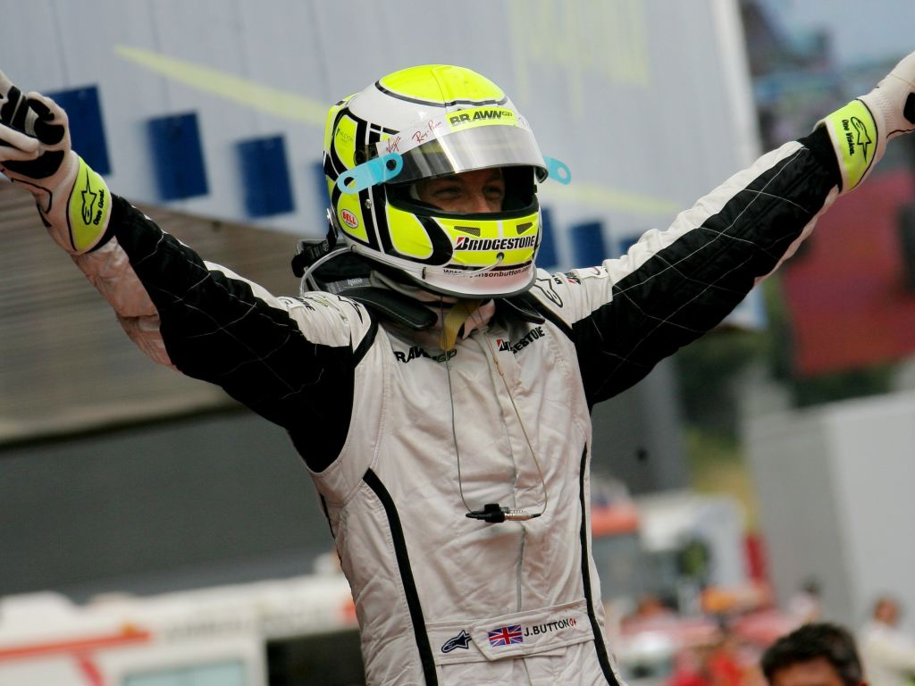 Jenson Button wins 2009 Spanish Grand Prix.