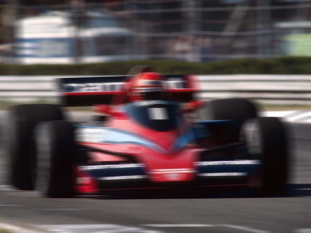 Brabham F1 quiz