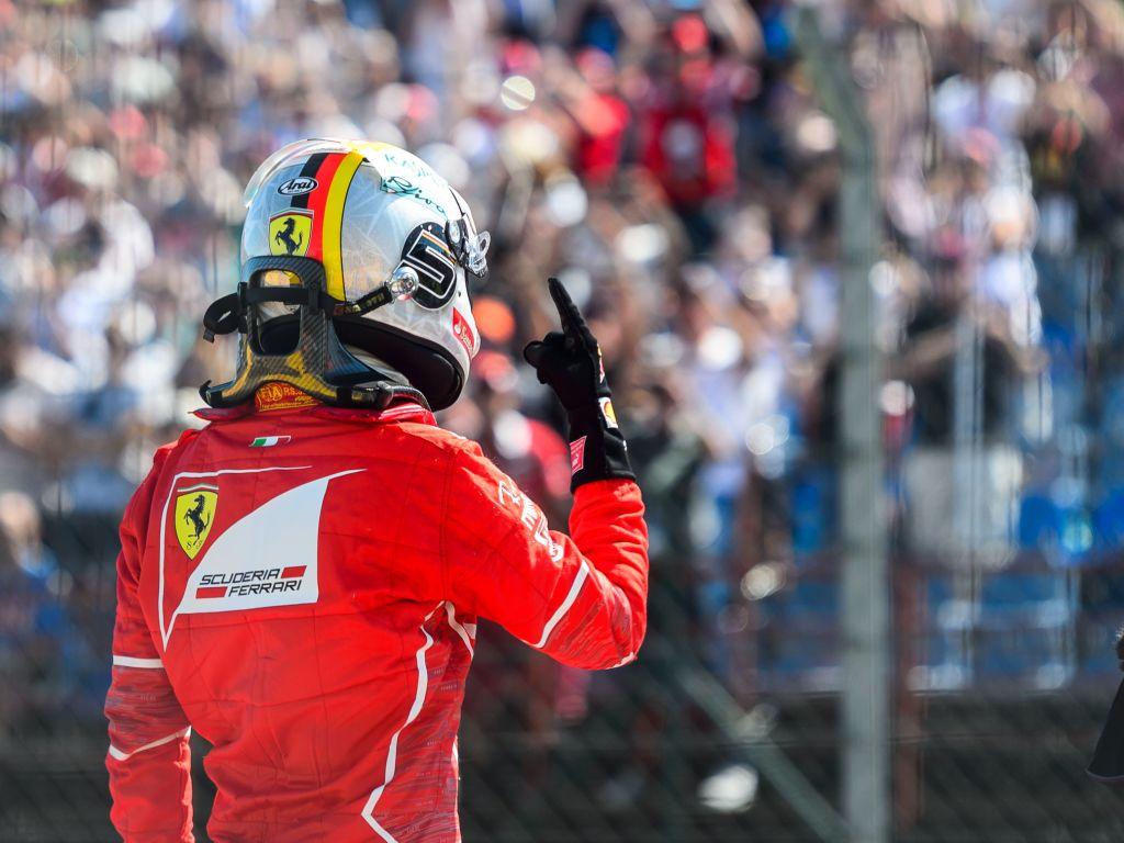 Sebastian Vettel and Ferrari no longer shared the same goals says Mattia Binotto.