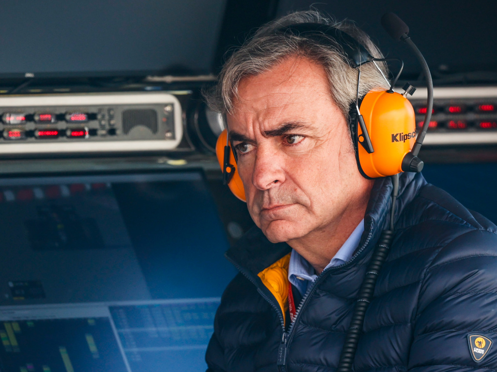 Sainz Sr hush on Jr to Ferrari rumours
