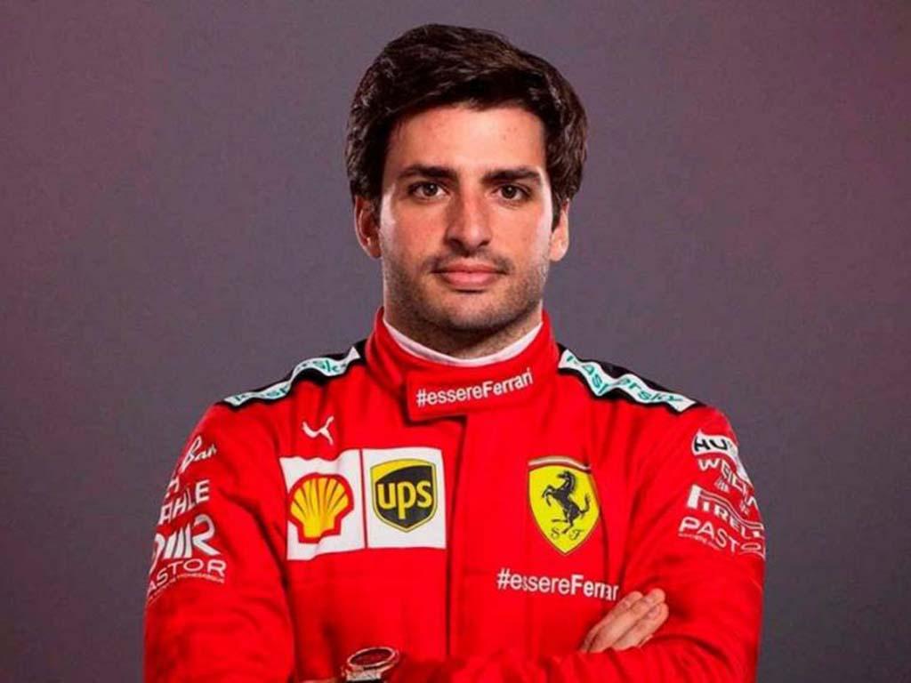 Carlos Sainz: FIA rejeita pedido da Ferrari de piloto para teste pós-temporada
