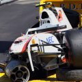 Sergio Perez: Biggest crash but I still love that chicane