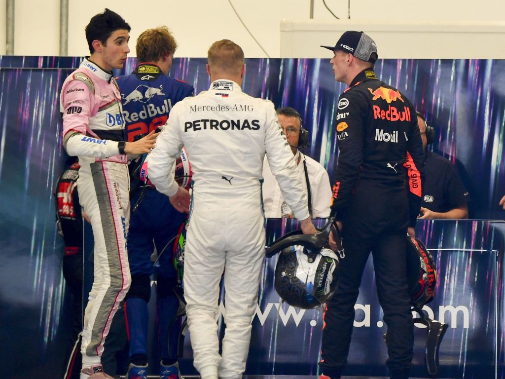 """Max Verstappen's promotion to F1 was """"difficult to swallow"""" for Esteban Ocon."""