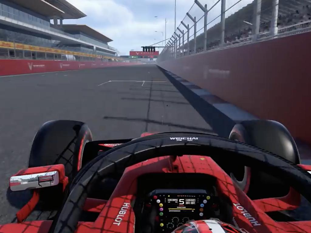 F1 2020 Hanoi