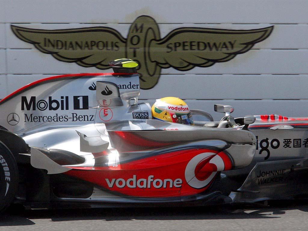 F1 Indianapolis
