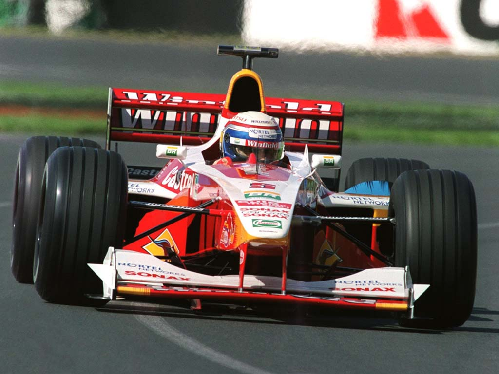 Alex Zanardi Williams