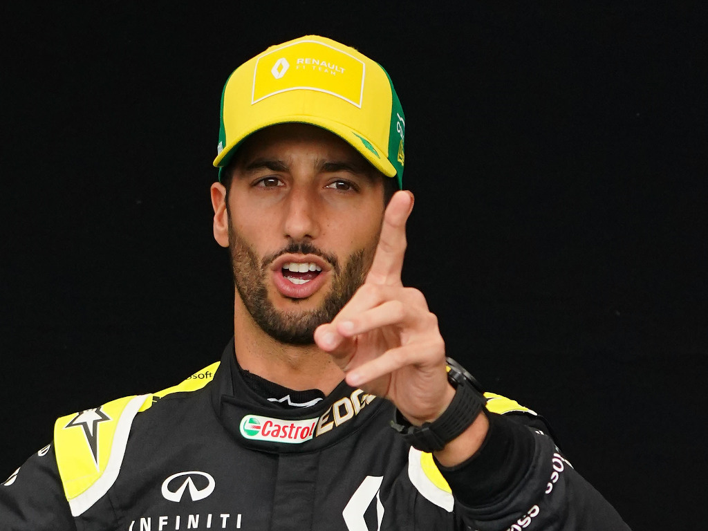 Daniel Ricciardo again showed himself to be a 2020 Friday afternoon specialist with another terrific FP2 perfomance at the Belgian Grand Prix