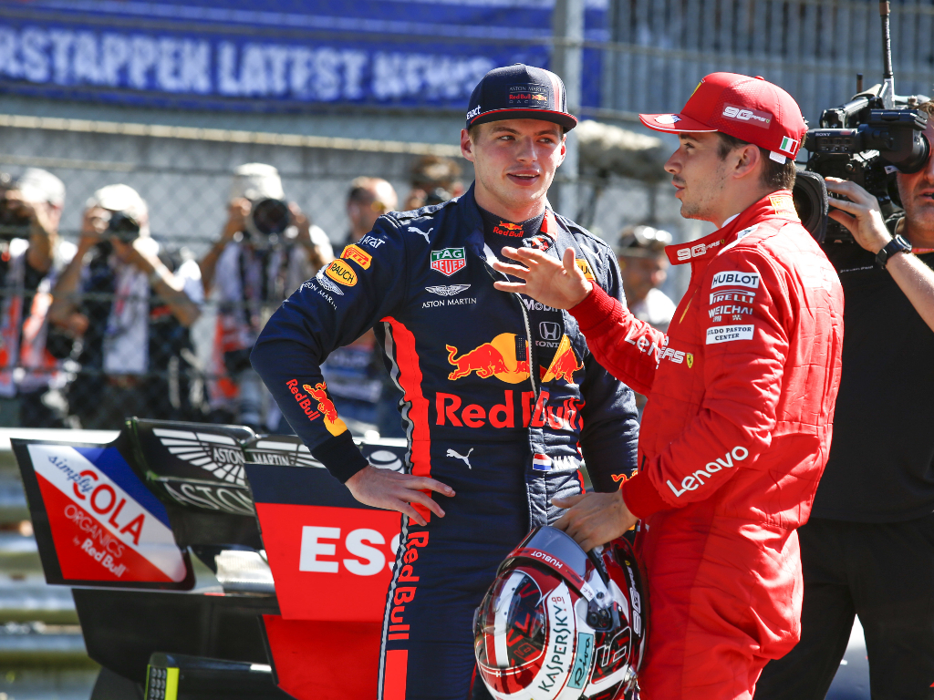 Charles Leclerc has said he and Max Verstappen did not get along as karting kids – but which of the now-friendlier duo will have the greater F1 career?