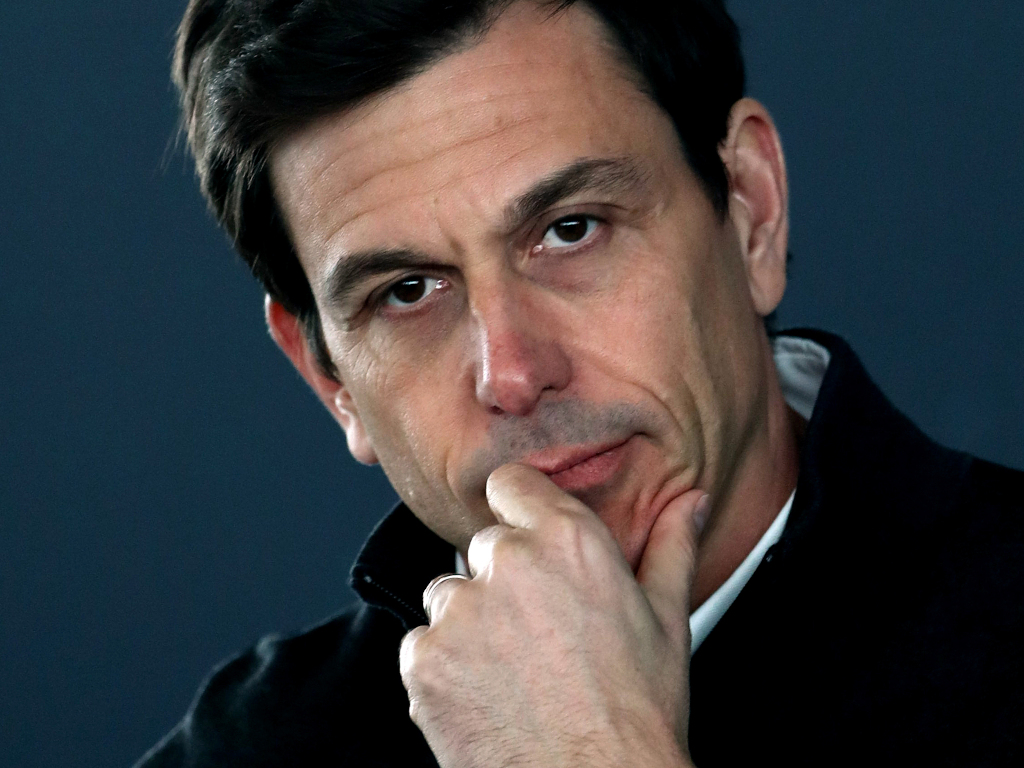 Toto Wolff unimpressed