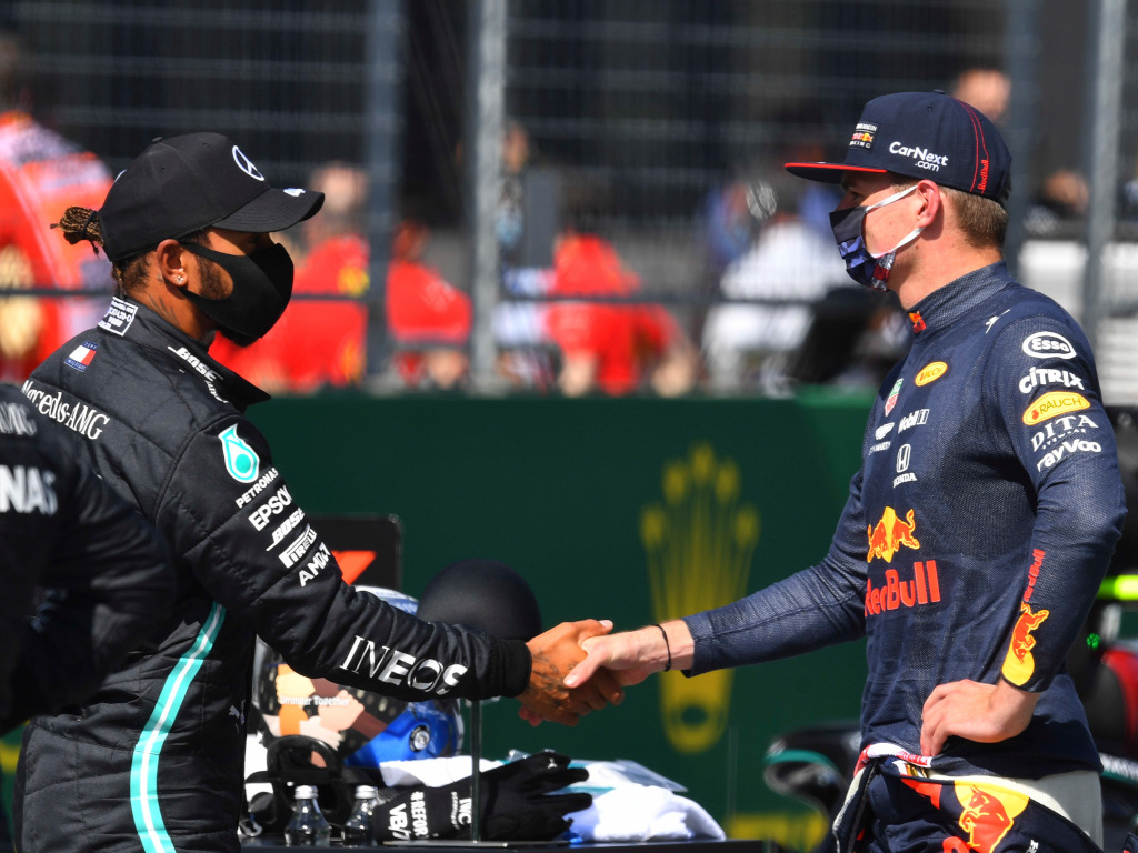 Eddie Jordan has raised the hugely exciting – but highly unrealistic – suggestion that Lewis Hamilton should move to Red Bull alongside Max Verstappen.