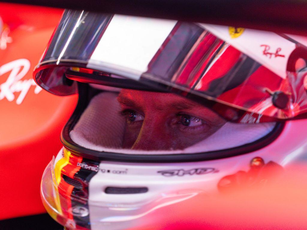 Sebastian Vettel happy he 'only spun once' - PlanetF1