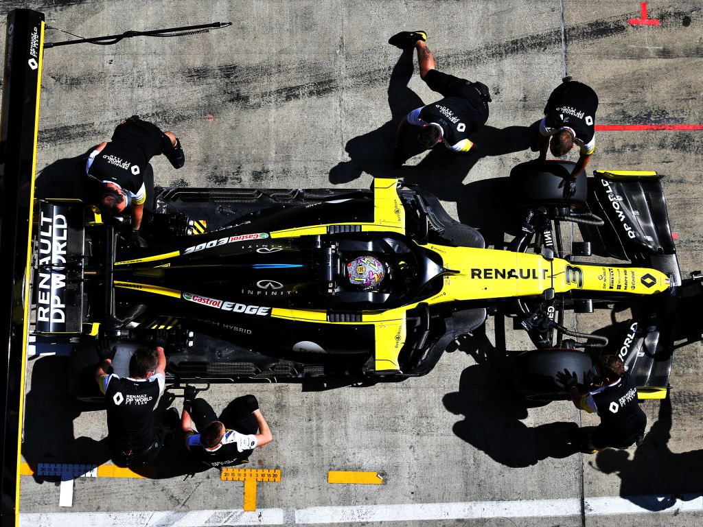 Cooling Issue Behind Daniel Ricciardo S Dnf F1 News By Planetf1