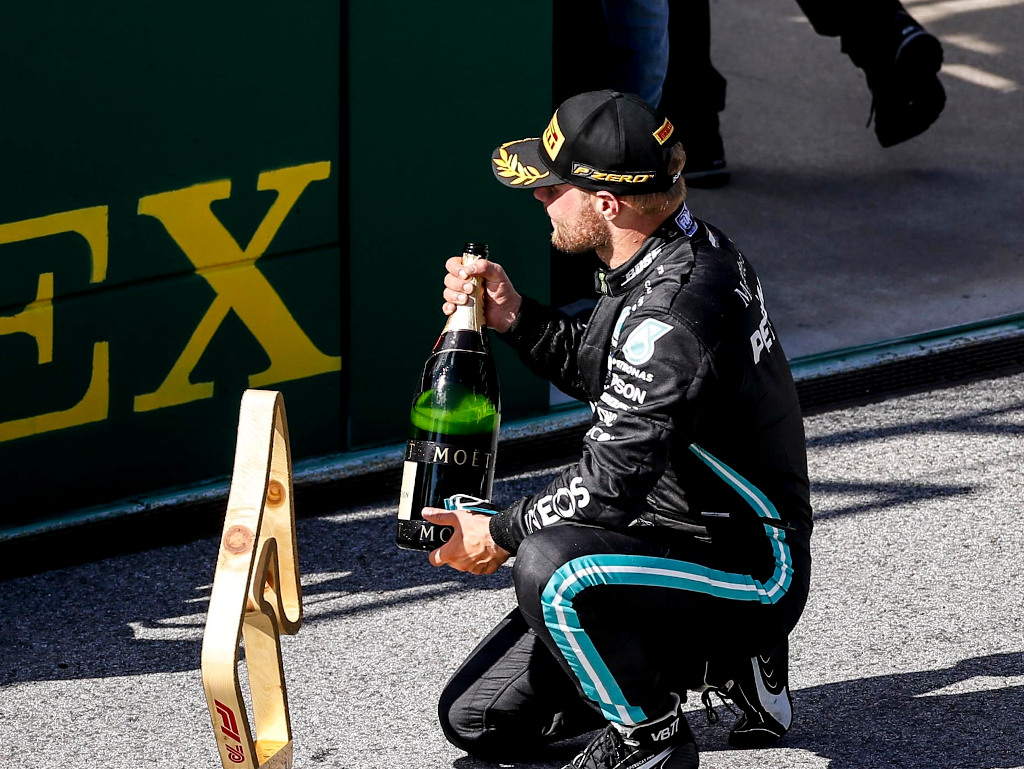 'Not my fault Hamilton got the five-second penalty'