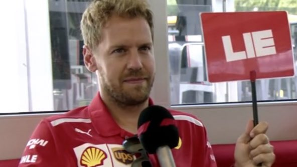 Sebastian Vettel Twitter