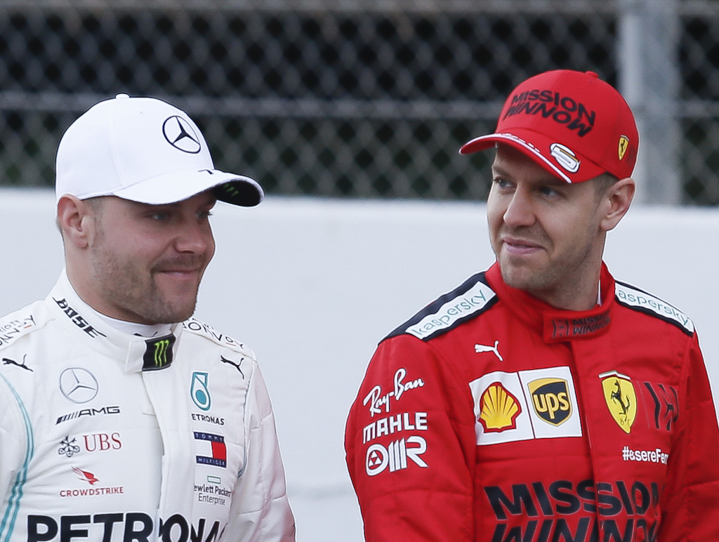Mercedes shuts the door on Vettel, 'staying' with Bottas