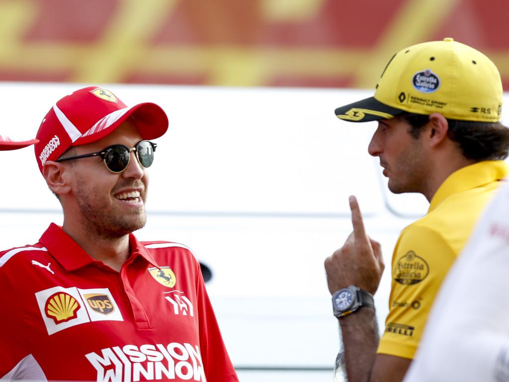 Mark Webber: Carlos Sainz stepping into a very hot kitchen