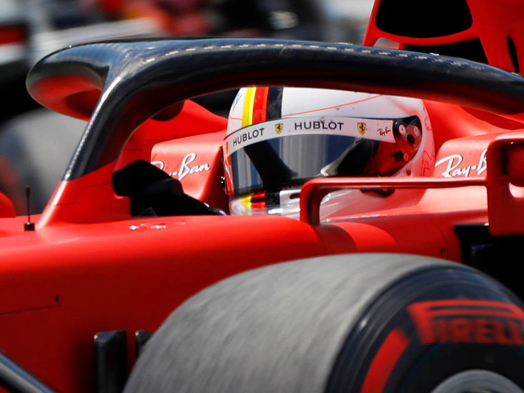 Sebastian Vettel SF1000