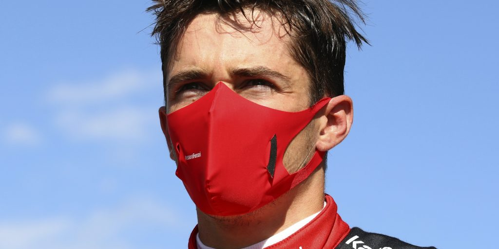 Charles Leclerc warned over coronavirus breach | PlanetF1 - PlanetF1