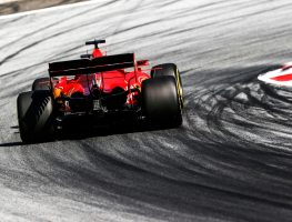 What's wrong with Ferrari? Ask Norris